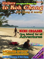 Visitors to Koh Chang Magazine